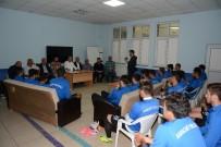 ALI ÖZKAN - Özkan'dan Futbolculara Baklava Dopingi