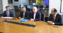 PAMUKKALE - Pamukkale Belediyesi'nden Emniyete Araç Desteği