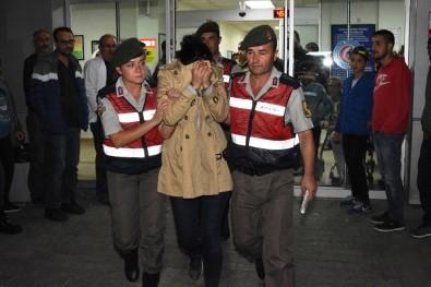 HDP'li eski meclis üyesi samanlıkta yakalandı