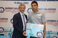 SPOR AYAKKABI - Şahinbey Belediyesinden Başarılı Öğrencilere Bilgisayar