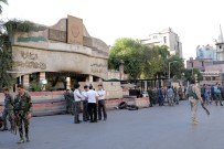 CANLI BOMBA - Şam'daki İntihar Saldırısını DEAŞ Üstlendi