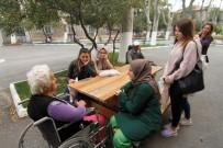 SIMURG - Simurg'un Gençleri, Darülaceze'nin Çınarlarını Ziyaret Etti