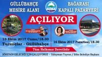 GÜLLÜBAHÇE - Söke Belediyesi İki Büyük Hizmeti Törenle Açacak