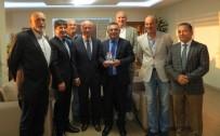 REFERANS - Sportif Alanda TÜSF - ÇOMÜ İşbirliği Gelişiyor