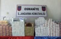 EMNİYET AMİRLİĞİ - Şüpheli Araçtan Bin 40 Paket Kaçak Sigara Çıktı