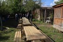 ENDER FARUK UZUNOĞLU - Suşehri'nde 'Köylerimiz Güzelleşiyor' Projesi