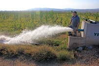 BOĞAZKÖY - Suya Kavuşan Çiftçinin Kazancı Arttı