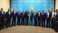 TAKVA - TOBB Heyetinin Moldova Ziyareti