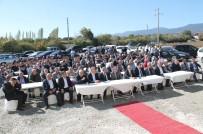 DENIZ PIŞKIN - Tosya'da 5 Milyon Solucan İle Gübre Üretiliyor