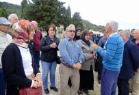 TÜRKİYE EMEKLİLER DERNEĞİ - Trabzonlu Emekliler Çanakkale'yi Gezdi