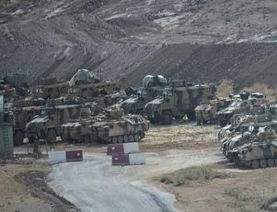 TSK, İdlib çatışmasızlık bölgesine intikal için keşif yaptı.