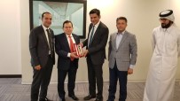 TESBIH - TTSO Başkanı Hacısalihoğlu Açıklaması 'Trabzonspor'un Katar Gezisi Türkiye'nin Tanıtımına Katkıda Bulundu'