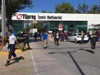 TÜPRAŞ - Tüpraş'tan Patlamaya İlişkin Açıklama