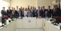 Uşak'ın Çehresini Değiştiren Haftalık Toplantılar Devam Ediyor