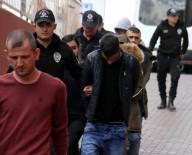 ERKILET - Uyuşturucudan Gözaltına Alınan 4 Kişi Adliyeye Çıkarıldı