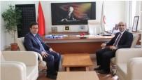 Vali Yardımcısı Karaman'dan Durgun'a Ziyaret