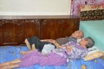 YAŞLI ÇİFT - Yatalak Ailenin Dramı