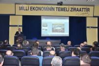 GENEL KURUL - Ziraat Fakültesi Ulusal Ve Uluslararası 24 Proje Yürütüyor