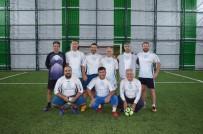ARİF KARAMAN - Adilcevaz'da Kurumlar Arası Futbol Turnuvası