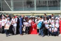 ADIYAMAN VALİLİĞİ - Adıyaman'dan Balıkesir'e 194 Öğrenci Gönderildi