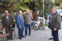 SICAK ASFALT - Albayrak, Saray, Kapaklı, Ergene Ve Muratlı'da Çalışmaları İnceledi