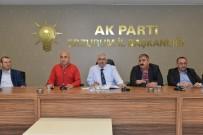 ALİ KORKUT - Ali Korkut'tan, Ak Partiye Hizmet Turu
