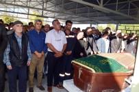 AHMET OKTAY - Aliağa'daki Patlamada Vefat Eden Karademir Son Yolculuğuna Uğurlandı
