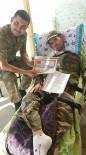 FATIH ÖZTÜRK - ALS Hastası Gönüllü Olarak Bir Günlük Askerlik Yaptı