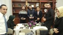ÖĞRETMENEVI - 'Anadolu Mektebi Yazar Okumaları' Projesi Erzurum'da Da Start Verdi
