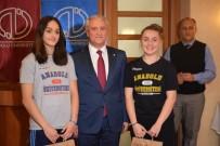 AKDENİZ OYUNLARI - Anadolu Üniversitesi Gençlik Ve Spor Kulübü 2017-2018 Sezonunu Açtı