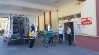 KARAÖZ - Antalya'da Zincirleme Kaza Açıklaması 1 Yaralı