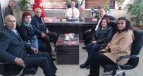 VURAL KAVUNCU - Atatürk Lisesi Mezunlarından Ziyaret
