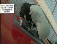 SİM KART - ATM'lere Gizli Kamera Ve Kart Kopyalama Cihazı Yerleştiren 2 Kişi Yakalandı