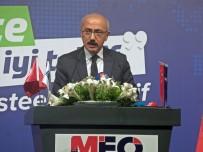 MARKA BAŞVURUSU - Bakan Elvan Açıklaması 'Türkiye Marka Başvurularında Avrupa Birincisi'