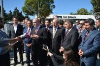GAZ SIKIŞMASI - Bakan Özlü'den Tüpraş Açıklaması