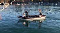 AMATÖR BALIKÇI - Balık Avlarken Tekneden Düşen Kişi Hastanede Tedavi Altına Alındı