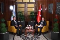 SULTAN ALPARSLAN - Başkan Asya, 'Dünya Mirası Türkiye' Programına Konuk Oldu