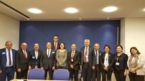 ENERJİ VERİMLİLİĞİ - Başkan Ataç Open Days 15. Avrupa Bölgeler Ve Şehirler Haftası Programına Katıldı