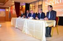 ZABITA MÜDÜRÜ - Başkan Çetin Esnaf İle İstişare Toplantısına Katıldı