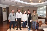 ESRA ŞAHIN - Başkan Doğan Ziyaretçilerini Ağırladı