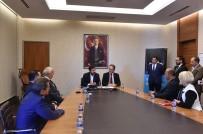 BEŞIKTAŞ BELEDIYESI - Beşiktaş Belediyesi, Mimari Projelerde 'E Online' Sistemi Hayata Geçiriyor