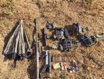 EL BOMBASI - Bitlis'te PKK'nın keskin nişancısı öldürüldü