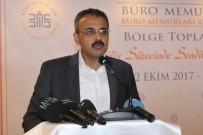 12 EYLÜL - Büro Memur-Sen Genel Başkanı Yanbaz Açıklaması