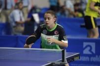 SAKIP SABANCI - Büyükşehir Masa Tenisinde Seriye Bağladı