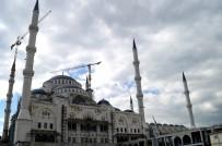CAMİ PROJESİ - Çamlıca Camii'nde Sona Yaklaşılıyor