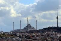 CAMİ PROJESİ - Çamlıca Camisi'nde Sona Yaklaşılıyor