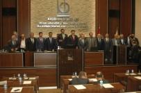 TÜRK DÜNYASI - Cumhurbaşkanı Nazarbayev'den Başkan Ak'a 25. Yıl Jubile Madalyası