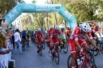 KAYAKÖY - Cumhurbaşkanlığı Bisiklet Turu Fethiye-Marmaris Etabı Başladı