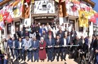 DÜNYA ŞEHİRLERİ - Çumra Şehir Konağı Hizmete Açıldı