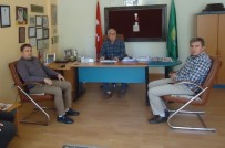 DSİ Muğla Şube Müdürü'nden Milas Ziraat Odası'na Ziyaret